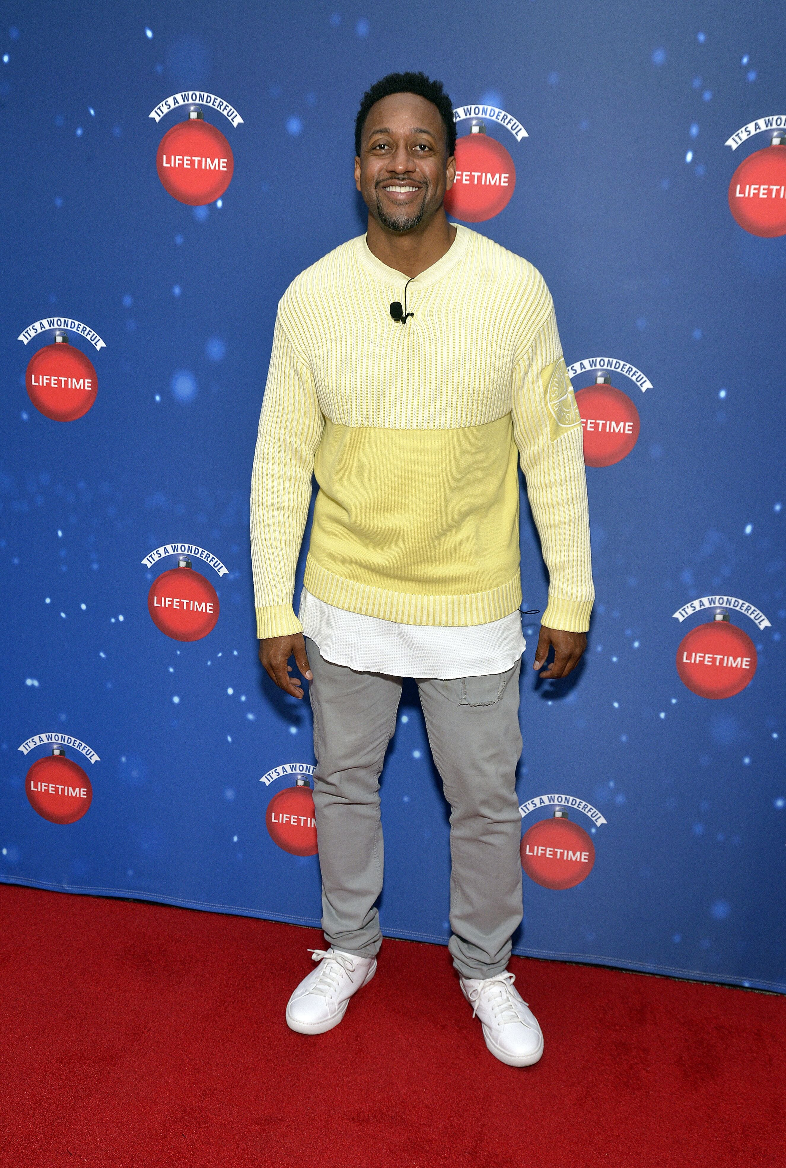 Jaleel White attends a Lifetime Christmas event | Source: Getty Images/GlobalImagesUkraine