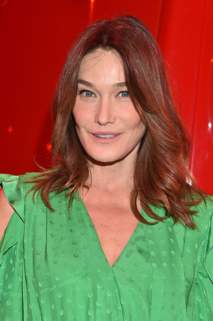 Carla Bruni. | Photo : Getty Images