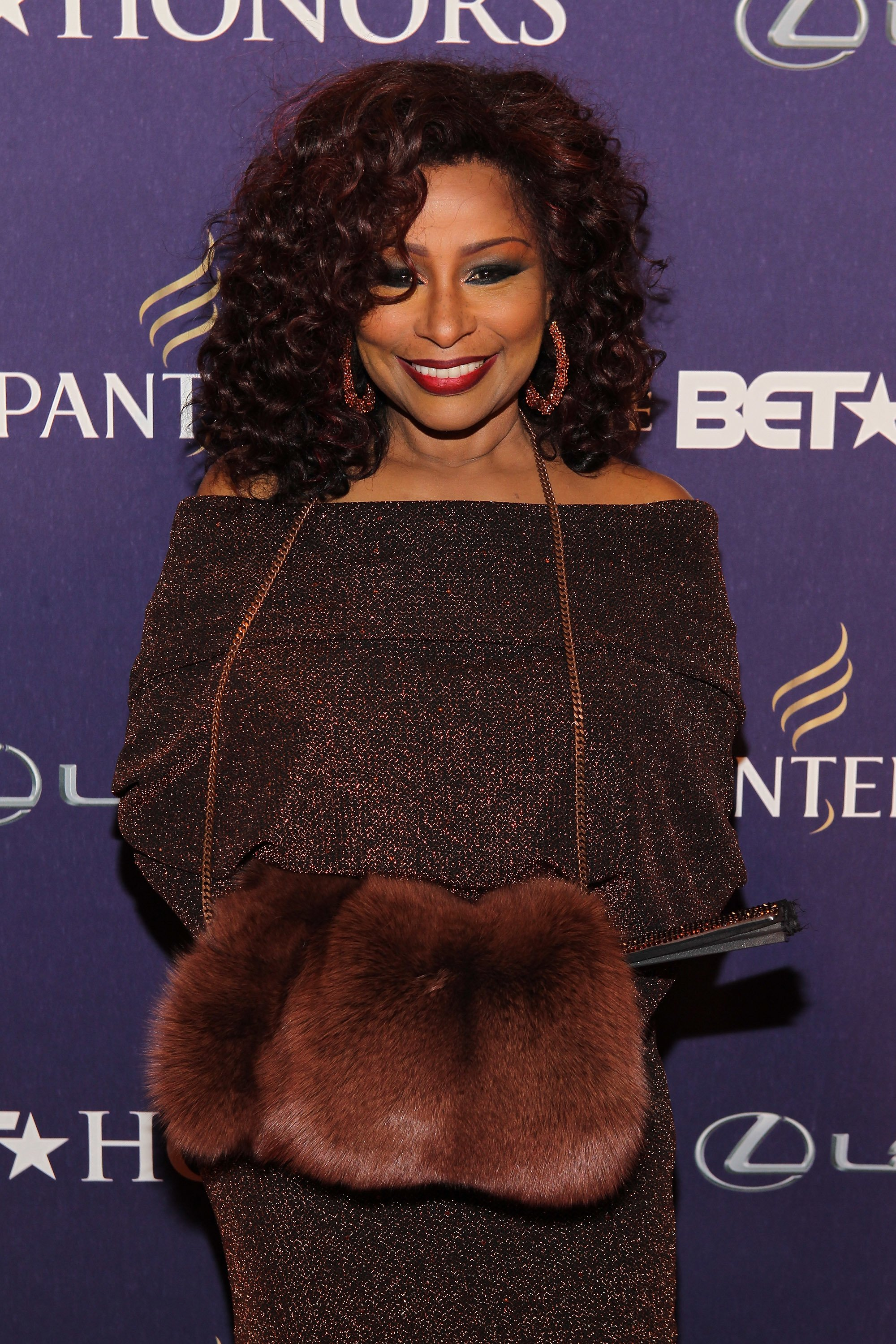 Chaka Khan at BET Honors 2013: Red Carpet Presented By Pantene in 2013 in Washington, DC. | Source: Getty Images