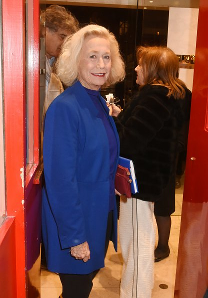 Brigitte Fossey au Cinéma Mac Mahon le 28 novembre 2019 à Paris, France. | Photo : Getty Images