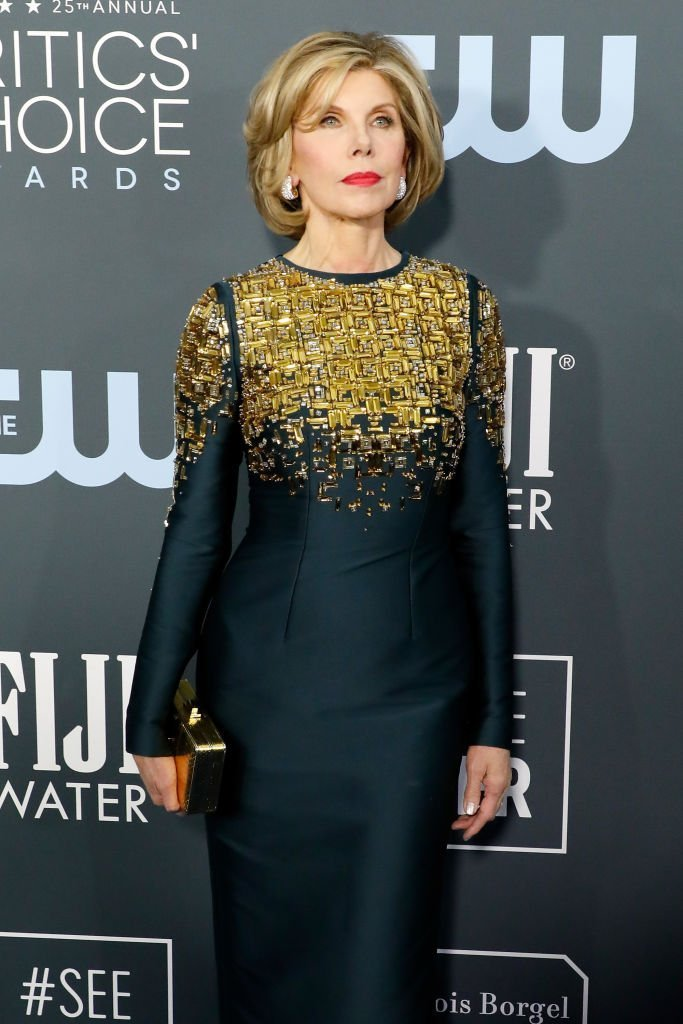 Christine Baranski attends the 25th Annual Critics' Choice Awards at Barker Hangar | Getty Images / Global Images Ukraine