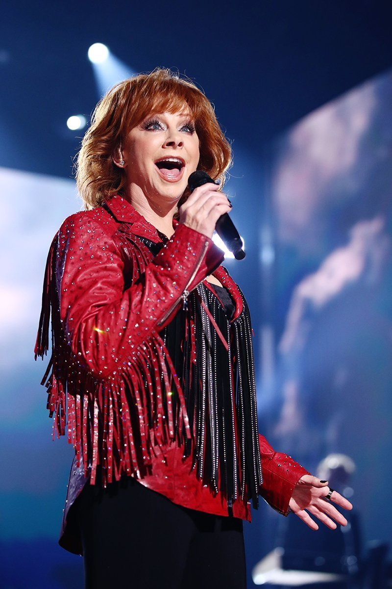 Reba McEntire. I Image: Getty Images.