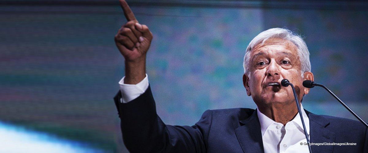 El presidente mexicano AMLO es elegido como el mejor líder del mundo