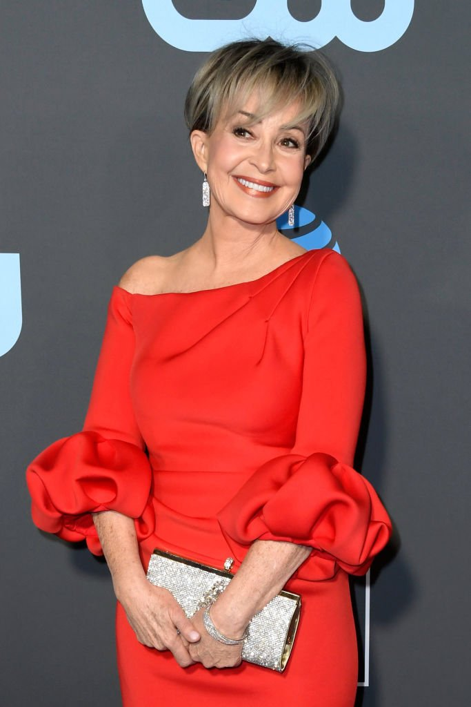 Annie Potts attends the 24th annual Critics' Choice Awards at Barker Hangar on January 13, 2019. | Photo: GettyImages