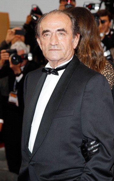 """L'acteur Richard Bohringer assiste à la cérémonie de clôture et à la première de """"Therese Desqueyroux"""" à Cannes, France.   Photo : GettyImage"""
