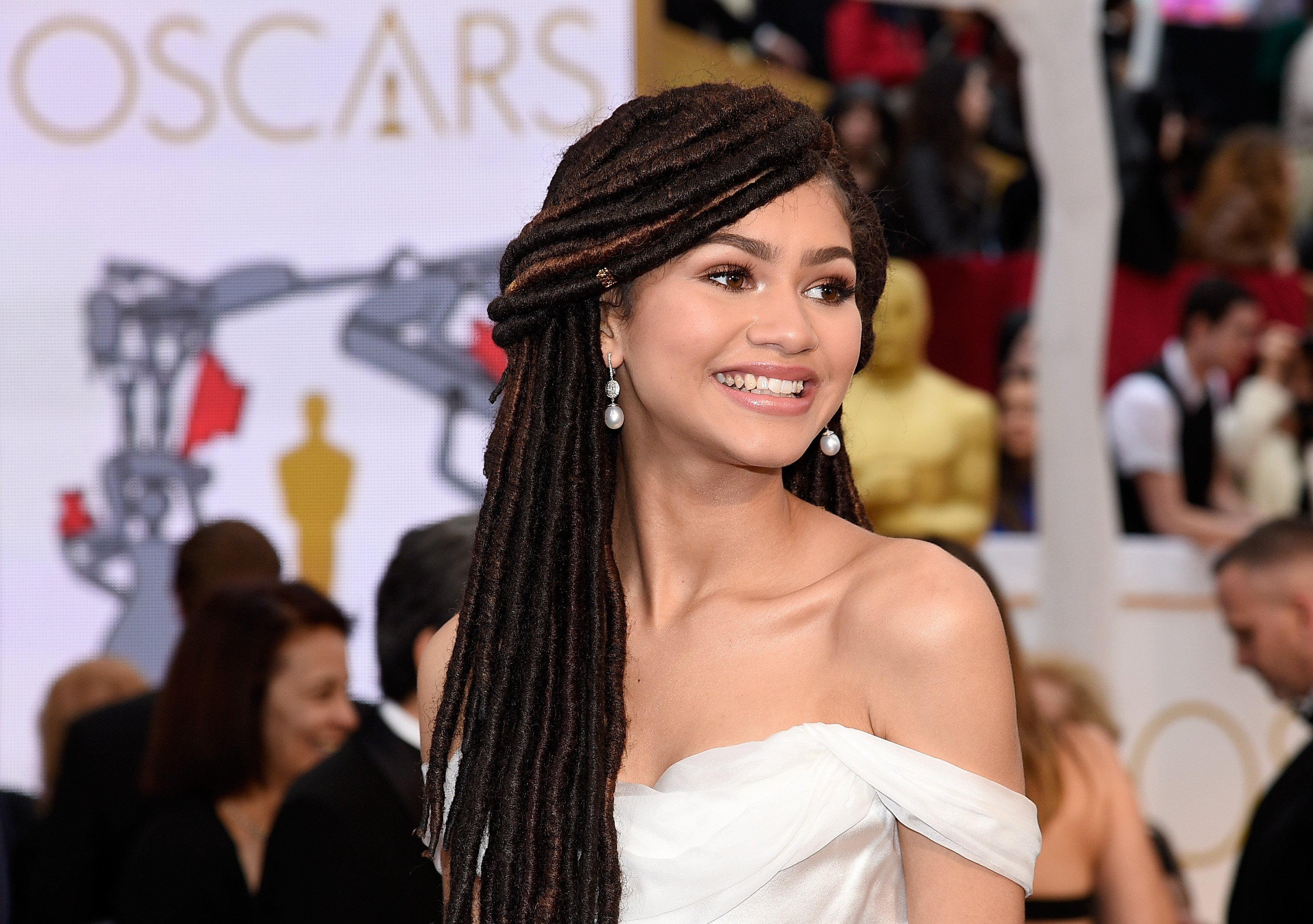 Zendaya attends the 87th Annual Academy Awards at Hollywood & Highland Center on February 22, 2015 in Hollywood, California. | Photo: Getty Images