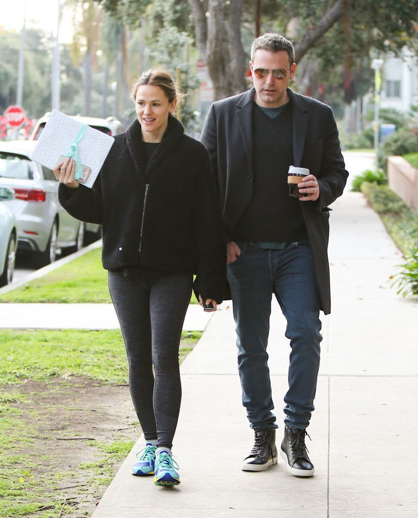 Jennifer Garner and Ben Affleck are seen on February 27, 2019 in Los Angeles | Photo: Getty Images