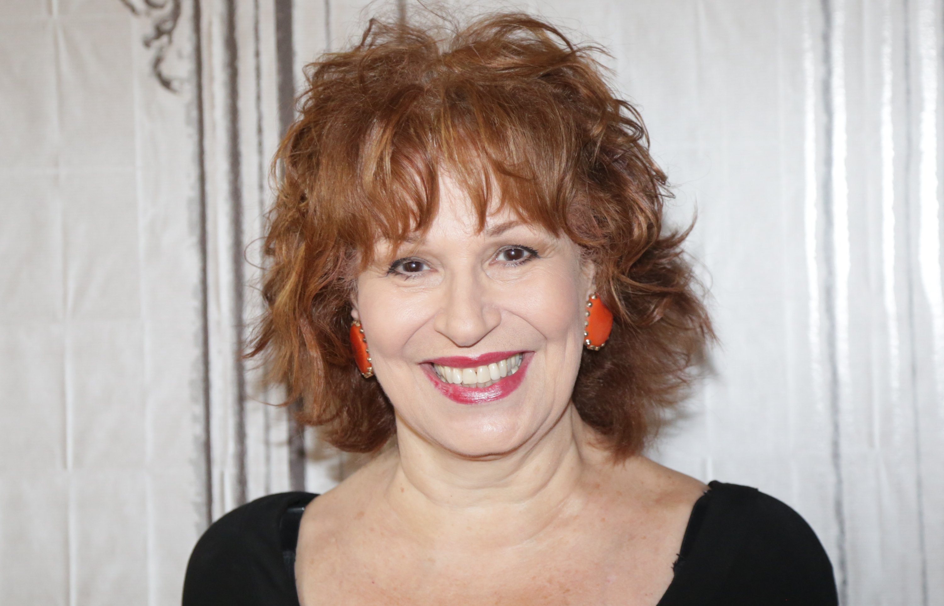 Joy Behar attends AOL BUILD Speaker Series in New York on June 9, 2015. | Photo: GettyImages