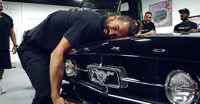 Jason Momoa Surprised His Wife Lisa Bonet by Restoring Her First Car –– Inside His Thoughtful Gesture