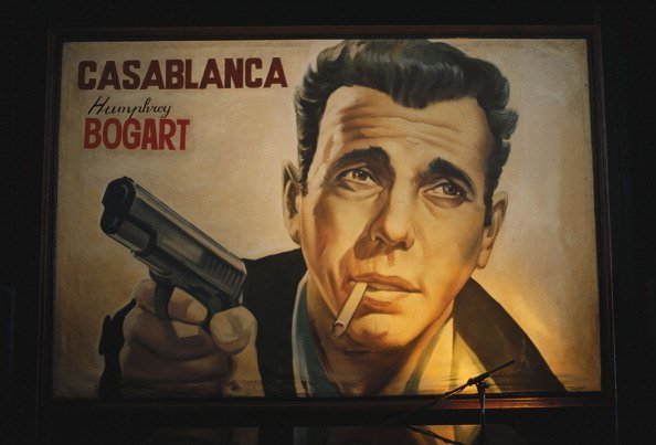 Casablanca Poster | Photo: Getty Images