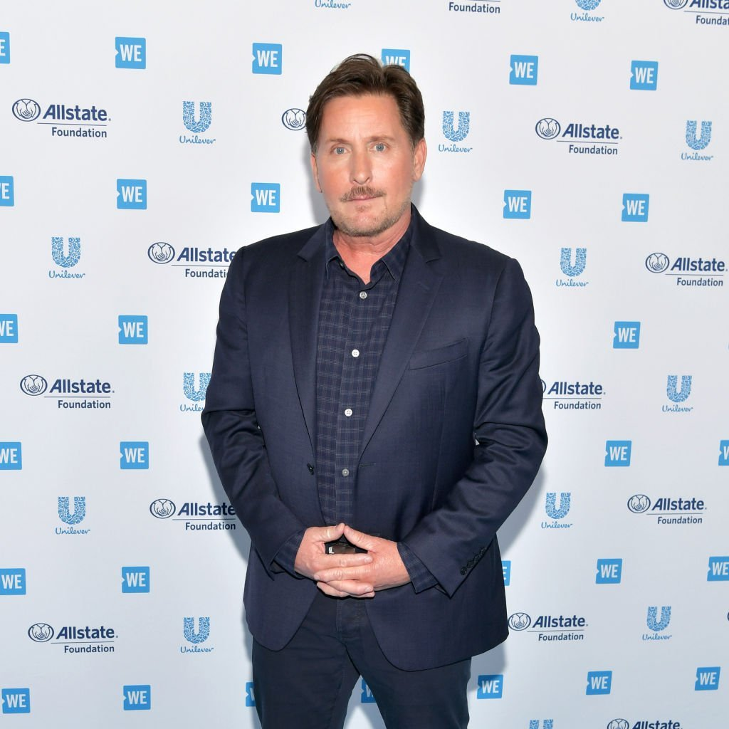 Emilio Estevez attends WE Day California at The Forum on April 25, 2019. | Photo: GettyImages