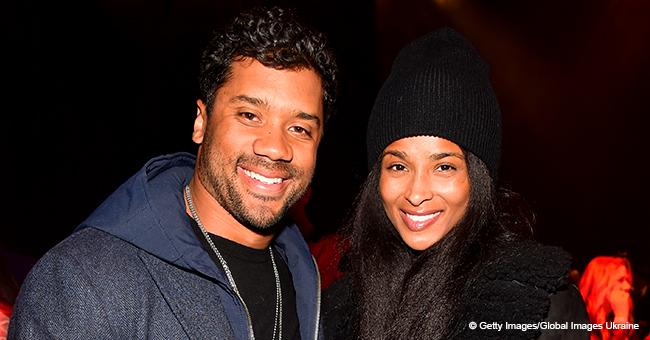 Ciara Braids Husband Russell Wilson's Hair (Video)