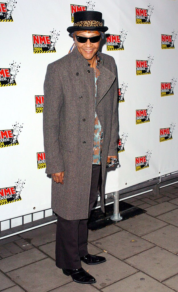 Arthur Lee during NME Awards 2004 - Arrivals at Po Na Na in London, United Kingdom | Photo: Getty Images