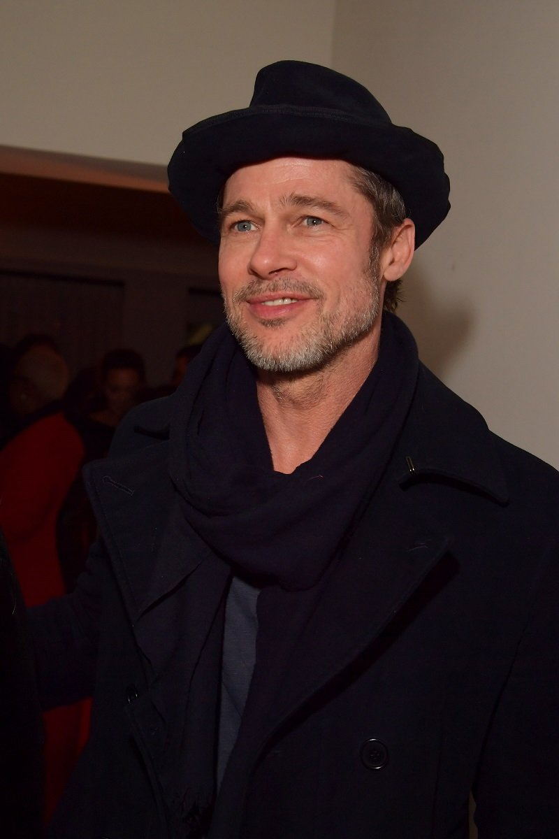 Brad Pitt on March 1, 2018 in Los Angeles, California | Photo: Getty Images