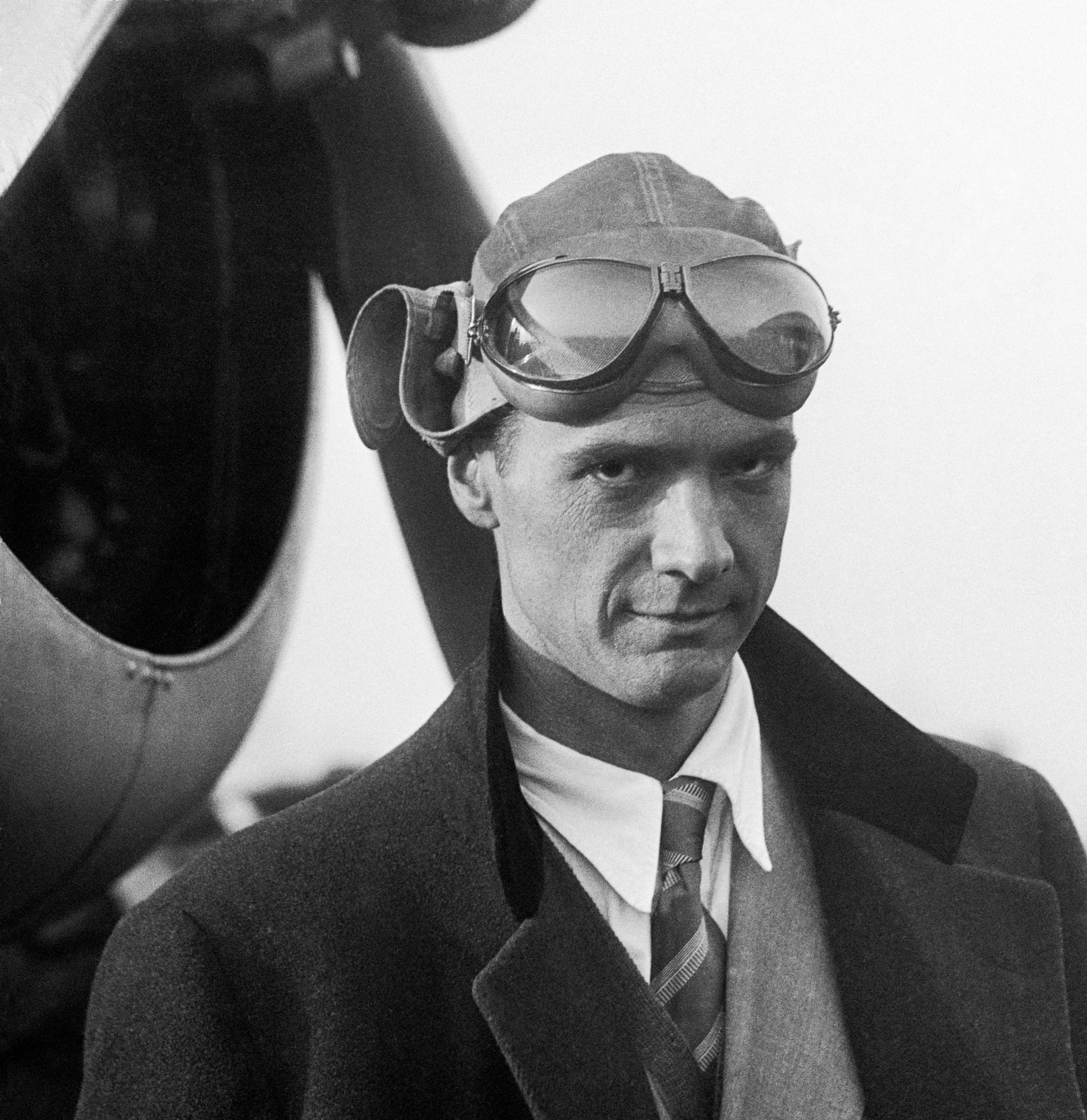 Eccentric millionaire pilot and engineer Howard Hughes   Source: Getty Images