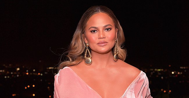 See What Chrissy Teigen Built with Her Daughter Luna for Her to Play With