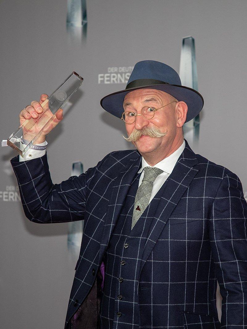Horst Lichter, Deutscher Fernsehpreis, 2019 | Quelle: Wikimedia Commons