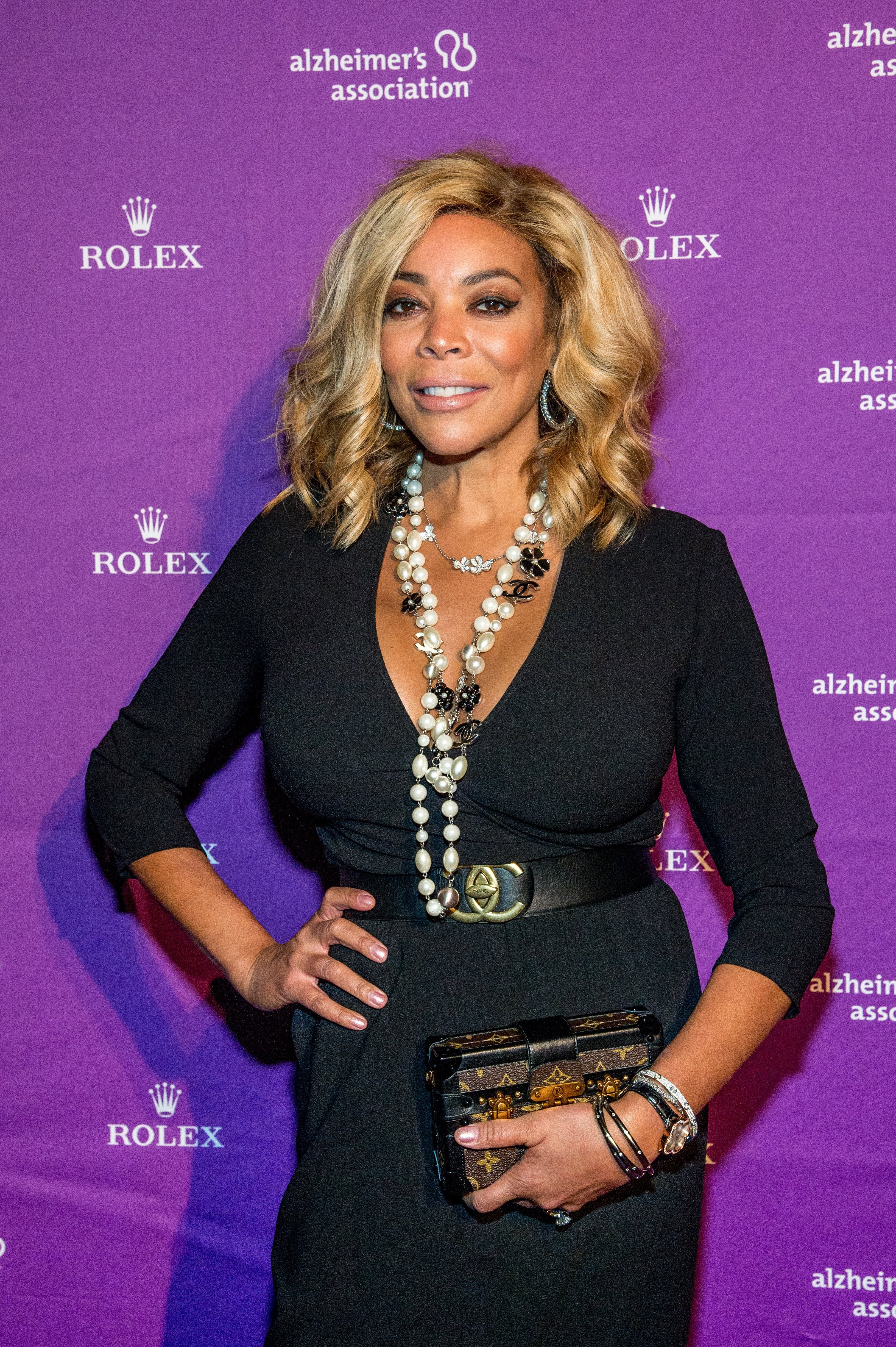 Wendy Williams attending the 33rd Annual Alzheimer's Association Rita Hayworth Gala in October 2016. | Photo: Getty Images