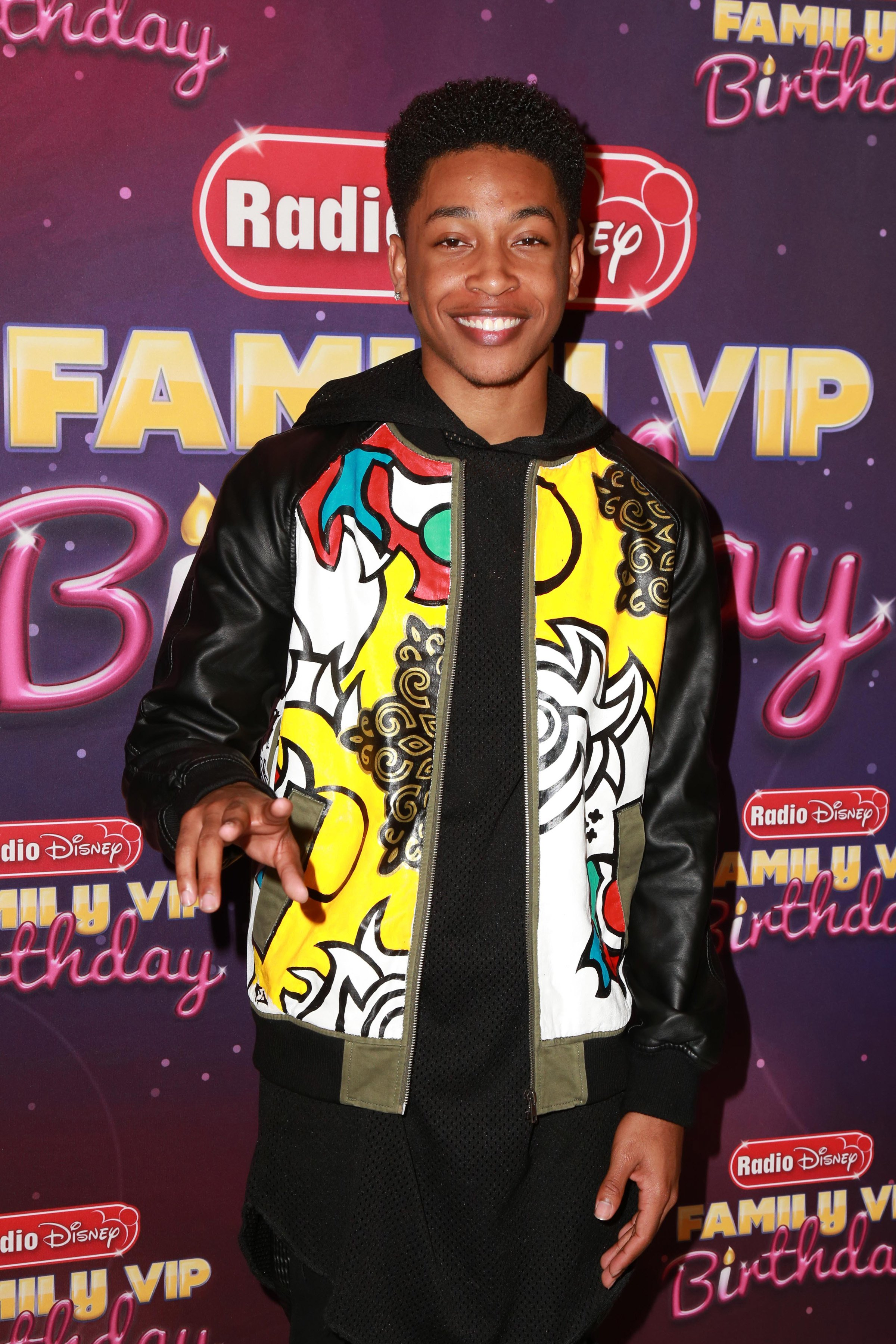 Jacob Latimore at the Radio Disney's Family VIP Birthday at the Club Nokia on November 22, 2014 in Los Angeles, CA | Photo: GettyImages