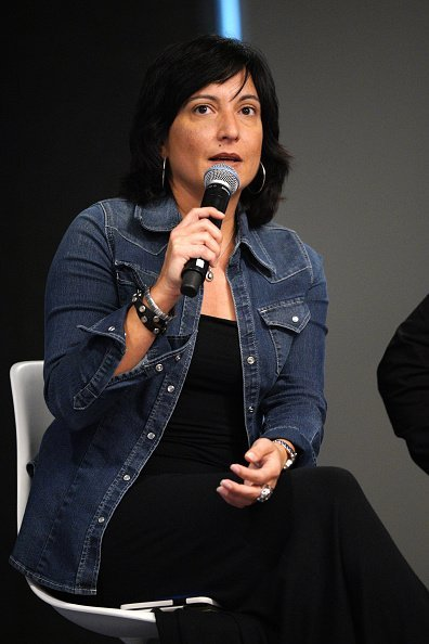 Michelle Velez speaks onstage during the 10th Anniversary Hispanicize at InterContinental Los Angeles Downtown on October 18, 2019 in Los Angeles, California | Photo: Getty Images