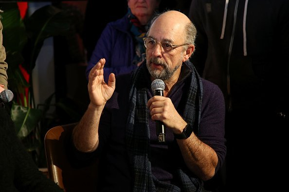 Richard Schiff, who plays Aaron Glassman, at Stella's Film Lounge: A Live Q&A with the filmmakers and cast of 'Clemency' at Stella's Film Lounge on January 25, 2019 in Park City, Utah | Photo: Getty Images