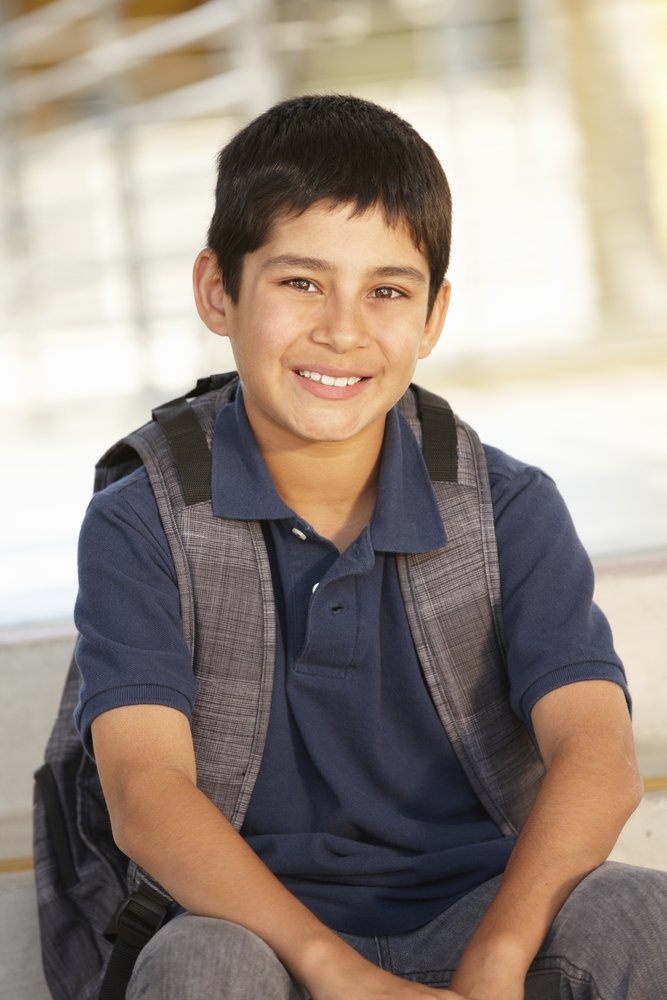 Lächelnder Junge | Quelle: Shutterstock