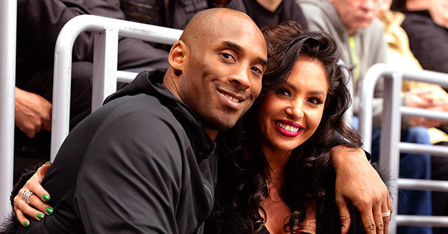 Kobe Bryant's Wife Vanessa Shares Adorable Photo of Baby Capri in Her Arms