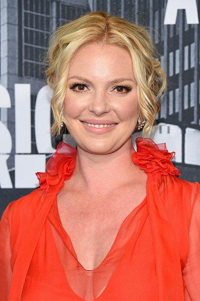 Katherine Heigl, 2017 CMT Music Awards | Quelle: Getty Images