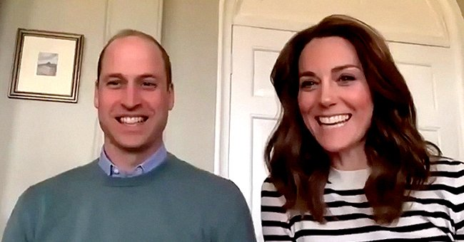 Kate Middleton and Prince William Give Rare TV-Interview on 'BBC Breakfast'