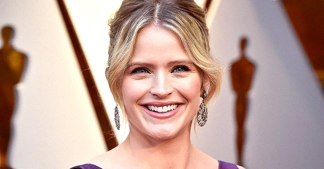 Sara Haines on March 4, 2018 in Hollywood, California   Photo: Getty Images