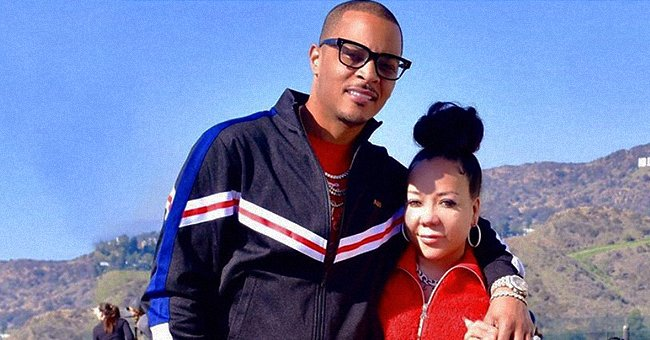 TI & Wife Tiny Harris Cuddle up to Each Other as They Go on a Date in Sweet Photos
