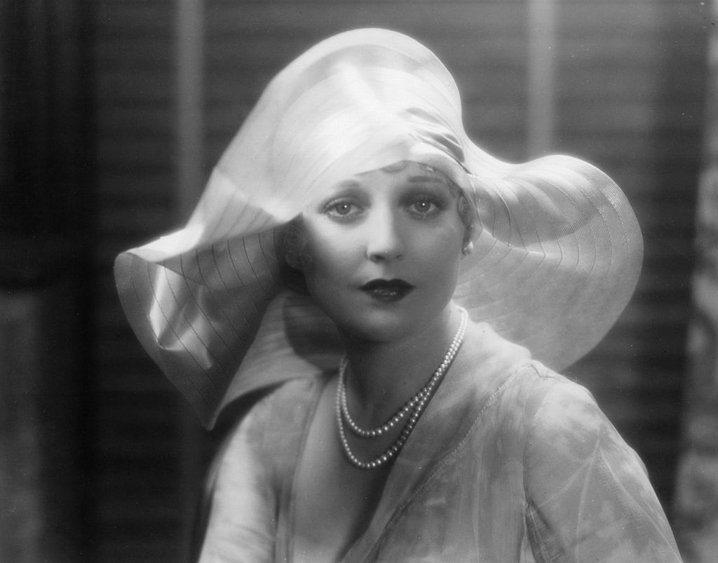 A portrait of Thelma Todd (1905 - 1935) the perky leading lady and heroine of many two-reel comedies with First National.   Photo: Getty Images
