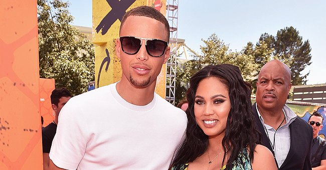 Stephen Curry's Wife Ayesha Flaunts Her Gorgeous Makeup Look in New Selfies