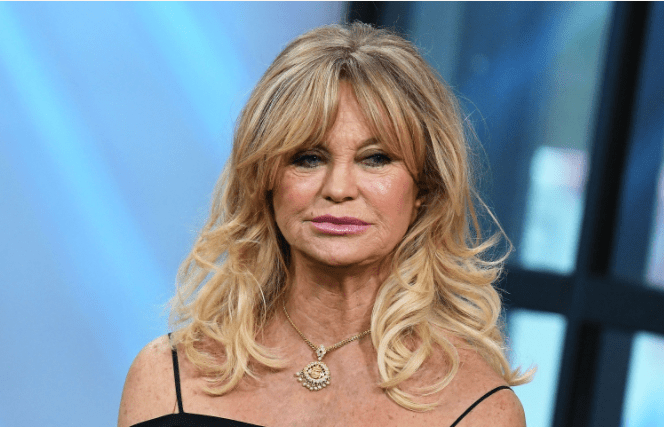 Actress Goldie Hawn | Source: Getty Images