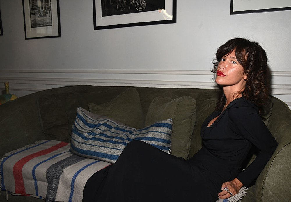 Actress Paz de la Huerta attending an introduction to HEAVEN 2016 in Los Angeles, California, in 2015. I Image: Getty Images.