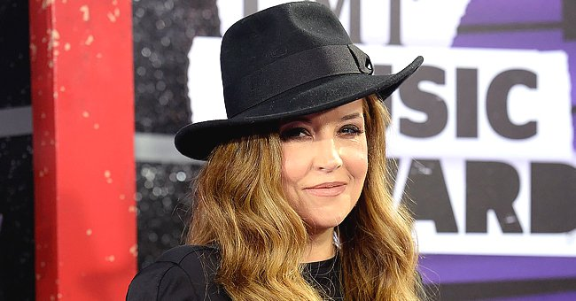 Lisa Marie Presley Supports #BlackOutTuesday in Solidarity with Black Communities Amid Protests