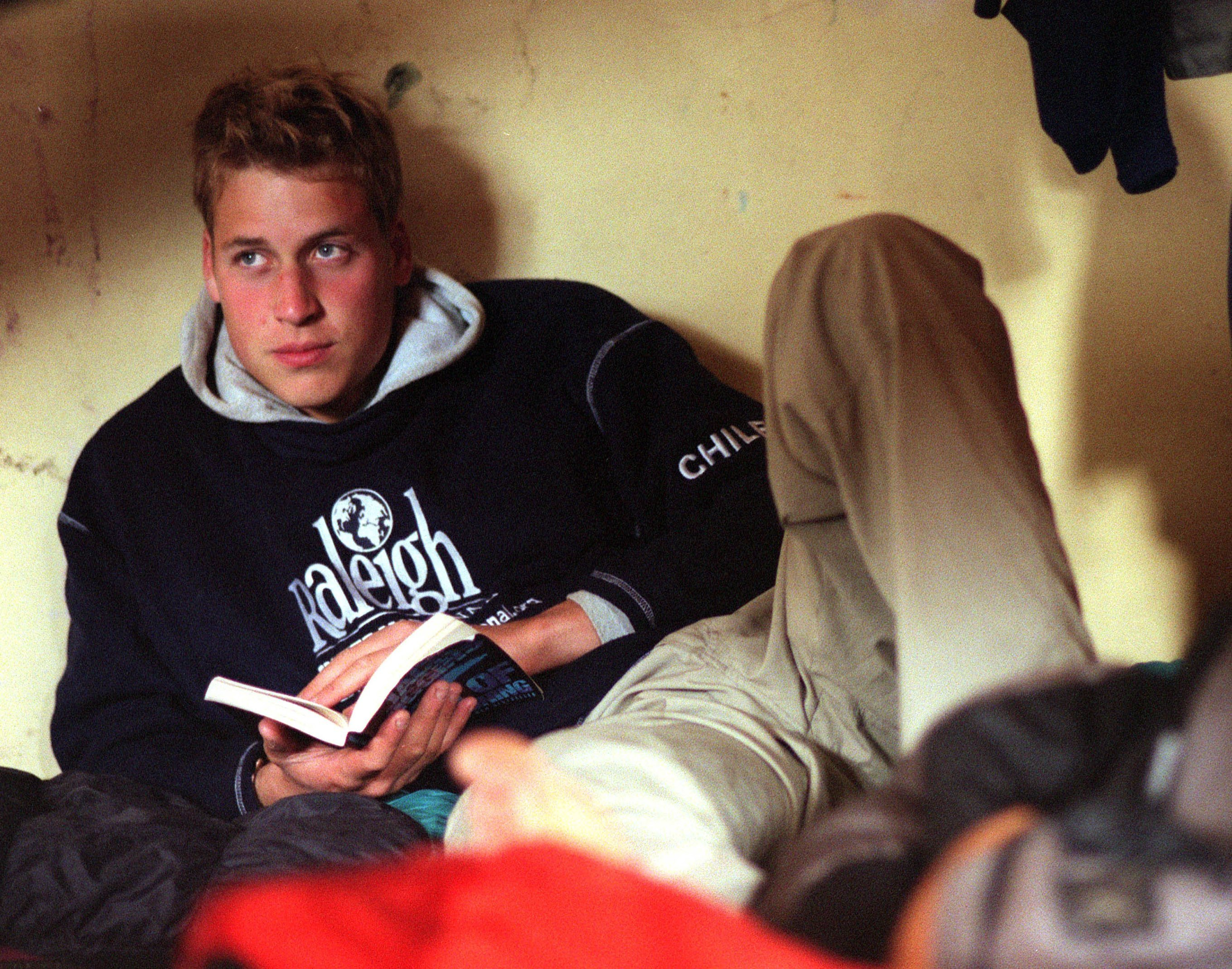 Young Prince William | Photo: Getty Images