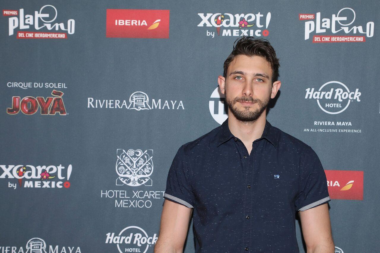 Actor Emiliano Zurita | Foto: Getty Images