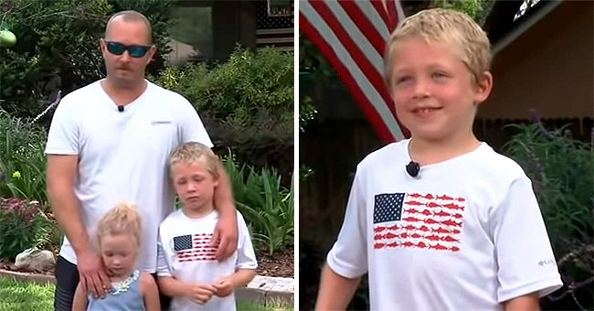 Florida Boy, 7, Swam for an Hour to Get to Shore to Save Dad & Sister, 4, after Boating Mishap