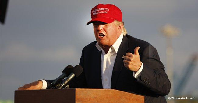Donald Trump slammed Washington post's 'fake news,' supports Covington student's lawsuit