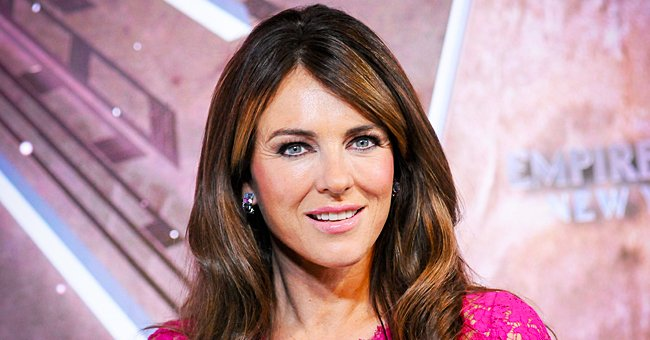 Elizabeth Hurley's Son Damian Shows New Hairstyle — Does He Look like His Late Dad, Steve Bing?