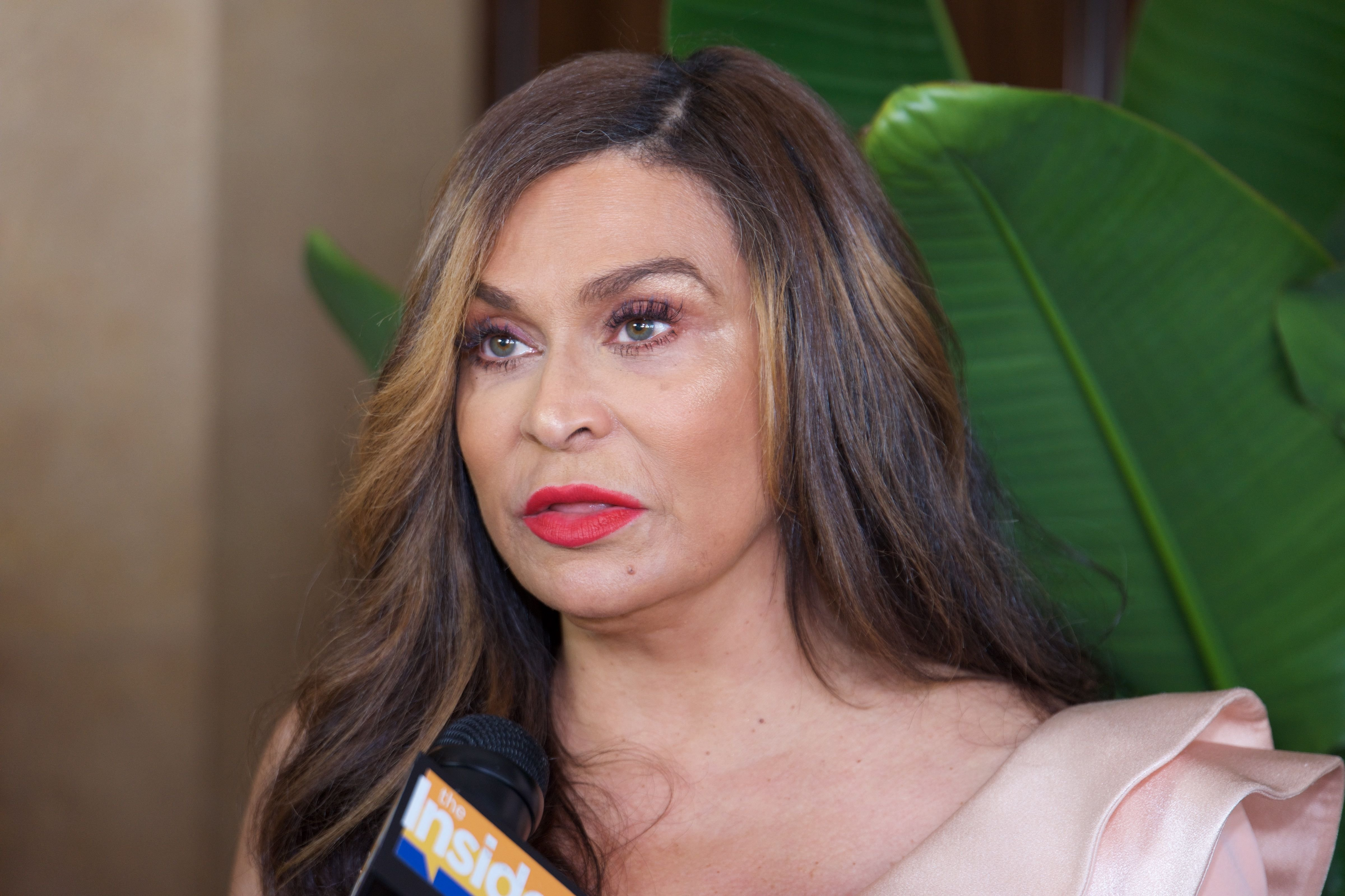 Tina Knowles attends the Ladylike Foundation's 9th Annual Women Of Excellence at The Beverly Hilton Hotel on June 3, 2017 in Beverly Hills, California. | Source: Getty Images