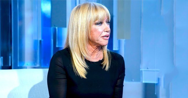 Suzanne Somers, 74, Talks about Her Intimate Relationship with Husband Alan Hamel, 84