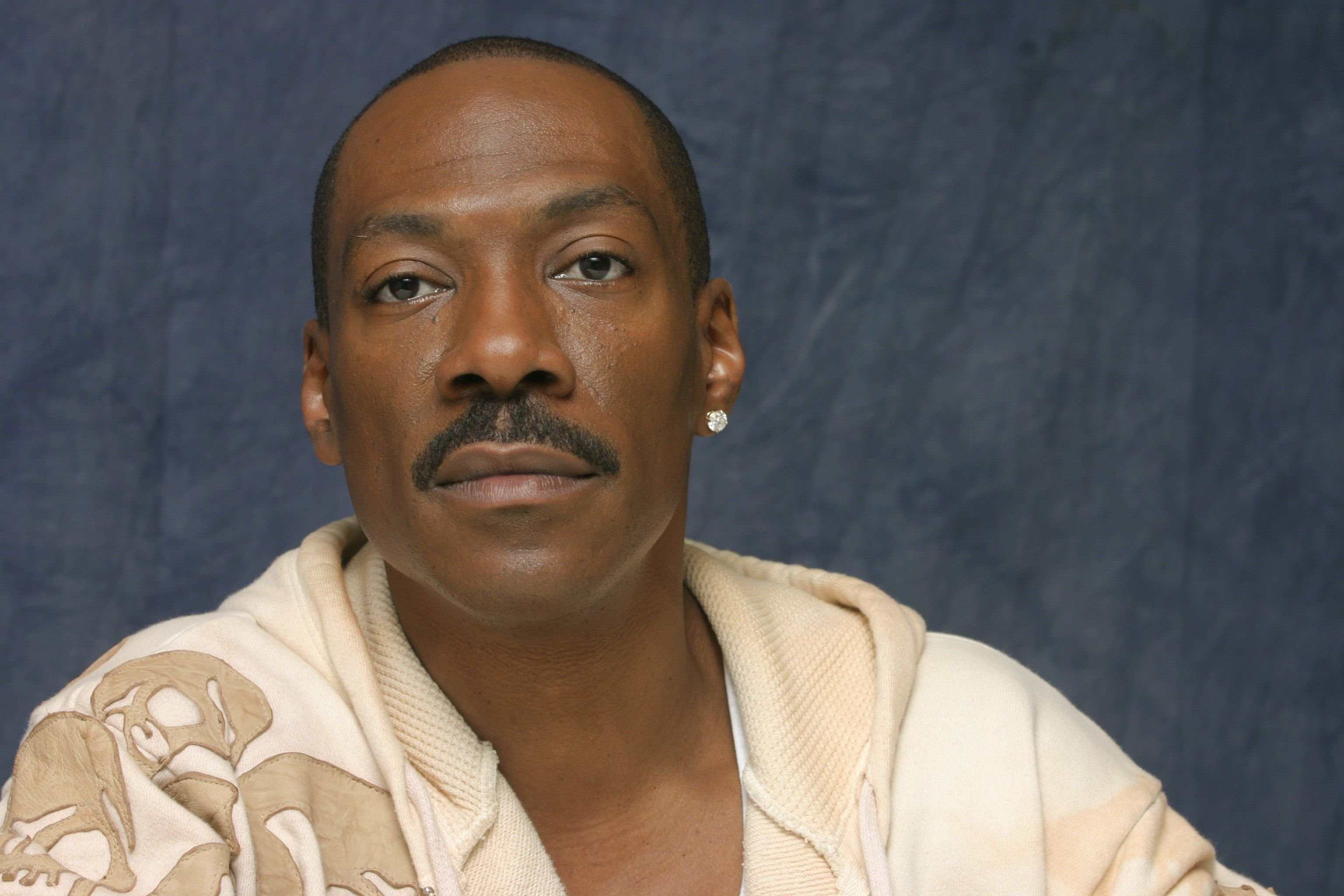 """Actor Eddie Murphy's portrait session for his film """"Shrek the Third"""" in Los Angeles, California in 2007.   Source: Getty Images"""
