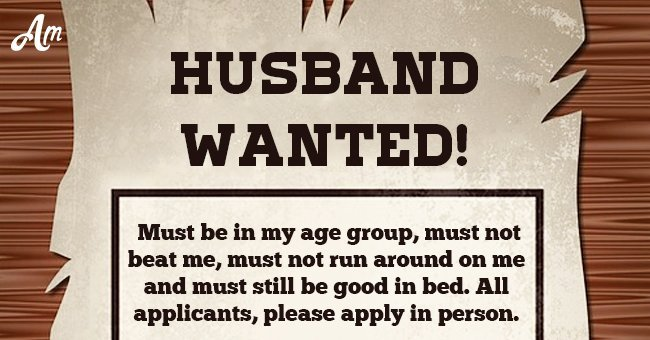 A lonely widow was looking for love again and her witty ad in the newspaper went viral
