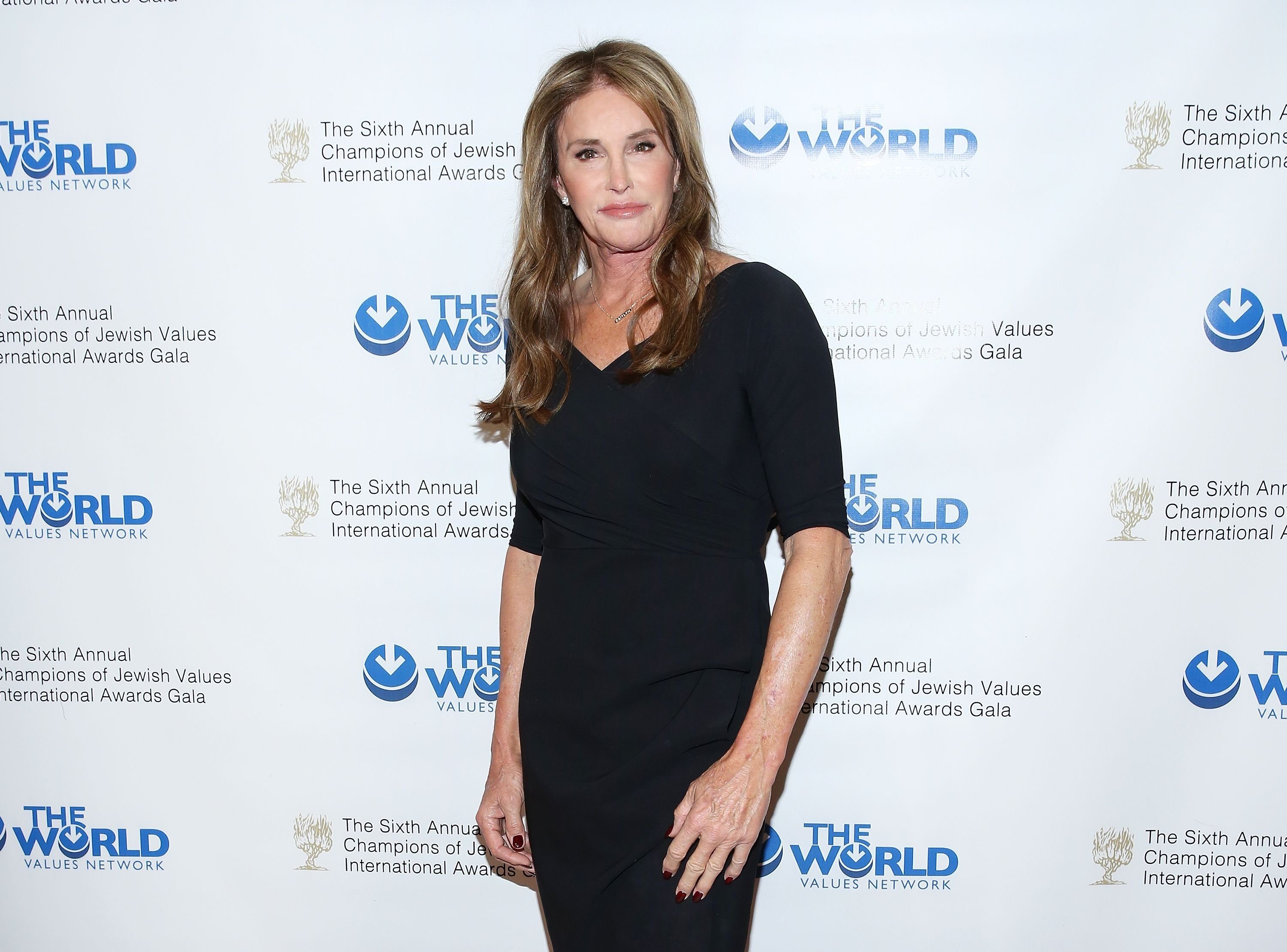 Caitlyn Jenner at the 2018 World Values Network Champions of Jewish Values Awards Gala at The Plaza Hotel on March 8, 2018 | Photo: Getty Images