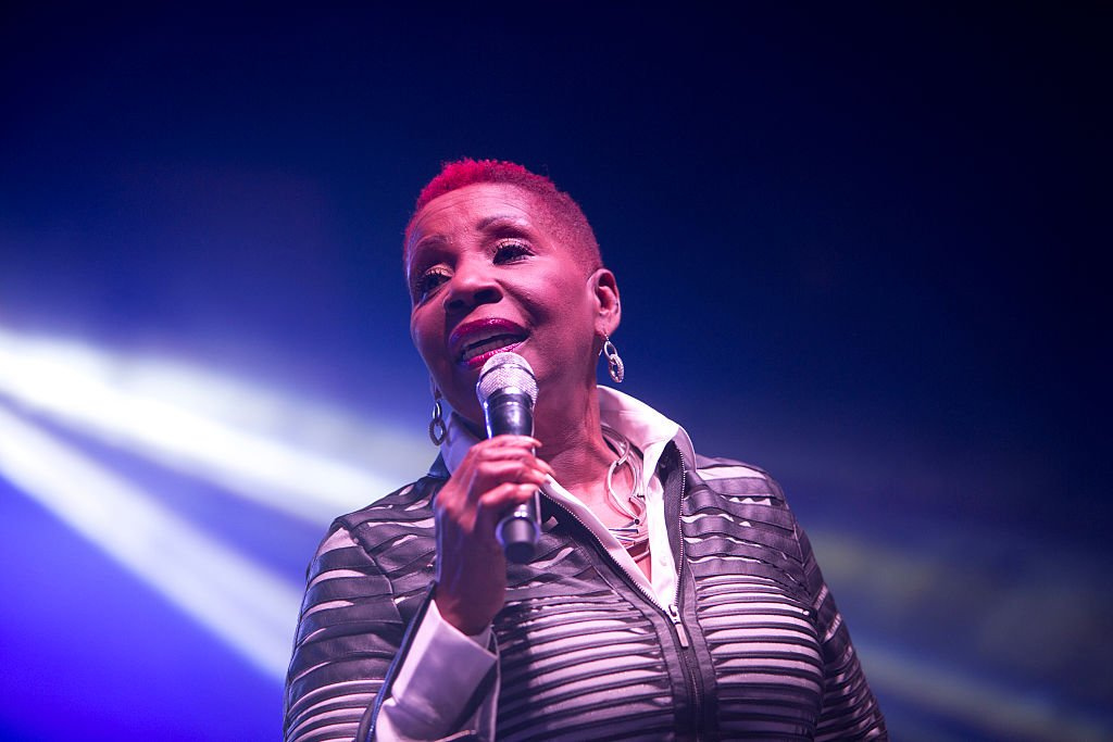 Iyanla Vanzant speaks at Women's Empowerment Expo at Cobo Center on August 15, 2015 in Detroit, Michigan | Photo: GettyImages