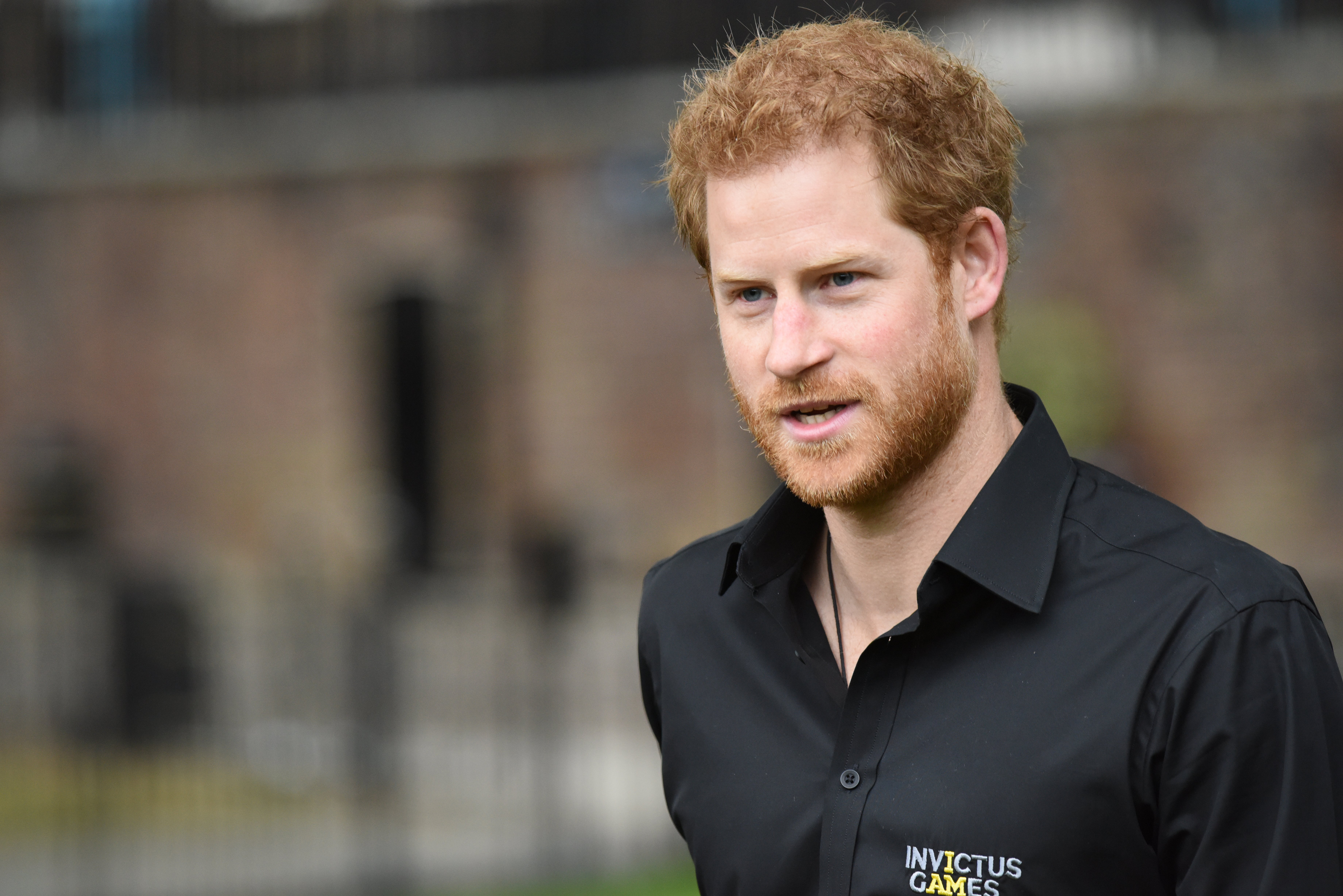 Prince Harry, Patron of the Invictus Games Foundation, attends the launch of the team selected to represent the UK at the Invictus Games Toronto on May 2017 | Photo: Shutterstock