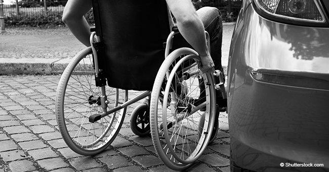 Un adolescent a attaqué un policier handicapé qui a demandé à sa mère de déplacer sa camionnette