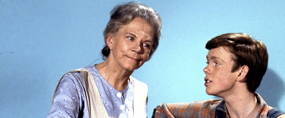 'The Waltons' Star Ellen Corby Was Once Married to a Man but Lived with Her Girlfriend Stella Luchetta for Decades until Her Death